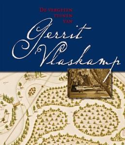 Boek behorend bij tentoonstelling 'De vergeten tuinen van Gerrit Vlaskamp'