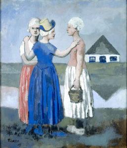 Pablo_Picasso,_1905,_Les_Trois_Hollandaises,_peinture_à_la_colle_sur_carton,_77_x_67_cm,_Musée_Picasso,_Paris